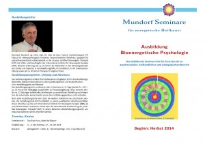 Ausbildung Bioenergetik Karlsruhe